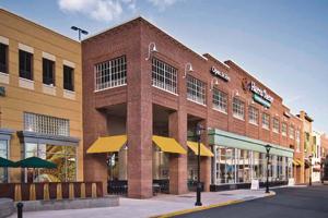 IREM Certified Sustainable Property: Woodland Park Crossing