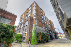 IREM Certified Sustainable Property: Alley 24