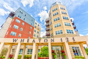 IREM Certified Sustainable Property: Wheaton 121