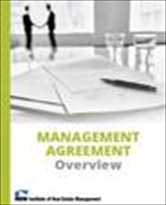 IREM Publication: Sample Commercial Association Management Agreement