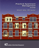 IREM Publication: Practical Apartment Management, 6th Edition