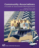 IREM Publication: Community Associations: A Guide to Successful Management