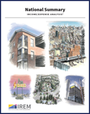 IREM Publication: Real Estate Income/Expense Analysis National Summary (2018)