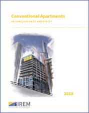 IREM Publication: Income/Expense Analysis: Conventional Apartments Interactive PDF/Excel (2018)