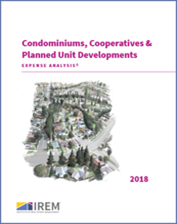 IREM Publication: Expense Analysis: Condominiums, Cooperatives, and Planned Unit Developments Interactive PDF/Excel (2018)