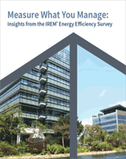 IREM Publication: Measure What You Manage: Insights from the IREM Energy Efficiency Survey