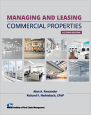 IREM Publication: Managing and Leasing Commercial Properties, Second Edition
