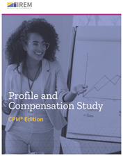 IREM Publication: Profile and Compensation Study, CPM Edition 2019