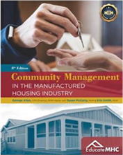 IREM Publication: Community Management in the Manufactured Housing Industry