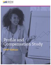 IREM Publication: Profile and Compensation Study, CPM® Edition 2019