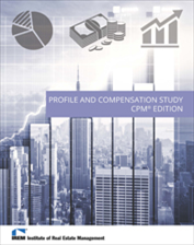 IREM Publication: Profile and Compensation Study, CPM Edition 2016
