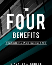 IREM Publication: The Four Benefits: Commercial Real Estate Investing & You (eBook)