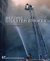 IREM Publication: Before and After Disaster Strikes: Developing An Emergency Procedures Manual, 4th Edition