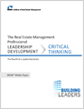 IREM Publication: IREM White Paper on Leadership Development: Critical Thinking (Download)